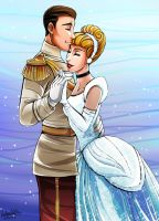CC: Cinderella and Charming by DrMistyTang