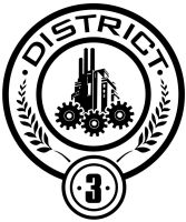 District 3 Seal by trebory6
