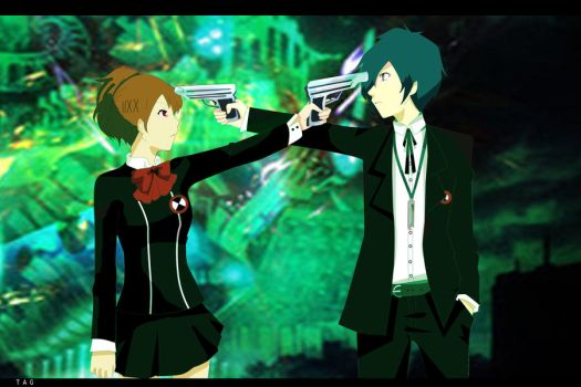 Re: Persona 3 Portable by GummyDrive