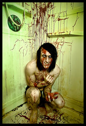 The Shower In Hell by JohnKyo