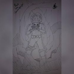 Rock Lee (Chuunin Exams) by zTLEG360QSz