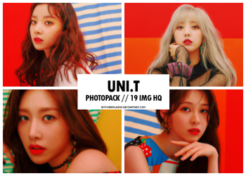 Uni.t - photopack #01 by butcherplains