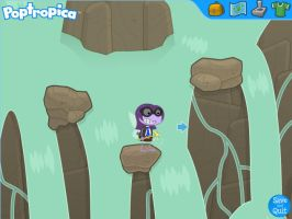 Poptropica Character by TapinAnts