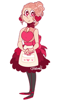 Valentines Pearl by FredsonV