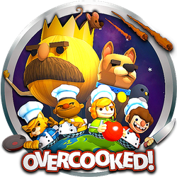 Overcooked by POOTERMAN