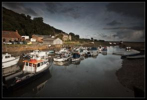 Porlock Weir by Wivelrod