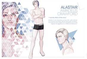 ANTL Alastair Amadeus Crawford by Nessceary