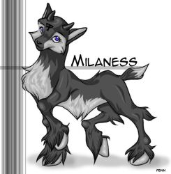 Milaness -for Kaelay- by pennies