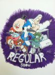 Regular Show For the Win by johnnyism