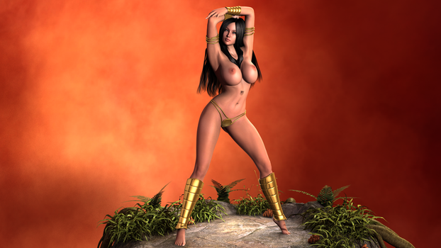 Sheyna nude 04 by rboxeur