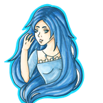 .:Raffle Prize:. Aqualina by Alisscer