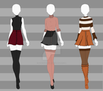 [CLOSED] Outfit Adopts #4