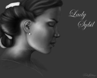 Lady Sybil by RadiantSky