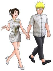 NaruTen: A Loving Stroll Together (FullVer-Color) by JuPMod