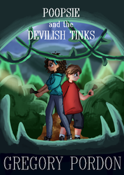 Poopsie and the Devilish Tinks Book Cover by compassrose0425