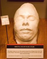 Death Mask of John Dilinger by COphotog