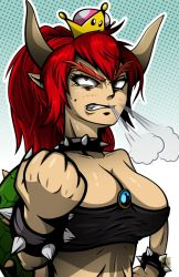 Bowsette by Primogenitor34