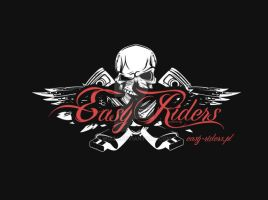 Easy Riders Shop Sticker - leonegro by wiz24