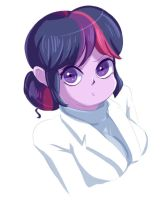 [Equestria Girls] Human Twilight by Frank-Seven