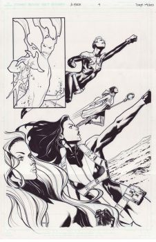 A-Force #4 by ZurdoM