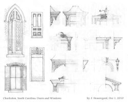 Charleston Doors and Windows by Built4ever