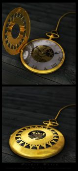 Collab: Pocket Watch by Saleri