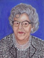 My great grandmother Beichner by amybalot