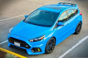 Nitrous Blue RS by SeanTheCarSpotter