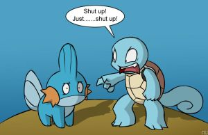 So i herd u liek Mudkip? by SootToon