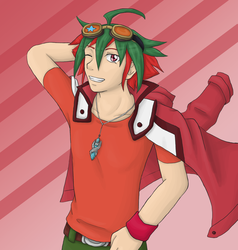 Osiris Red Yuya by BlackThunder-chan