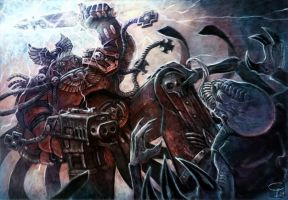 In the Name of Sanguinius by Corbella