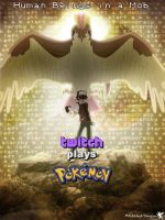 Twitch Plays Pokemon by PitchblackDragon