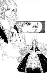 Rose of Versailles - Chapter 6 by Claudia-Cher