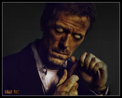 Dark Dr. House by silva17