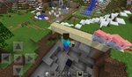 Minecraft 18 June 2014 by OffClaireBlue2001