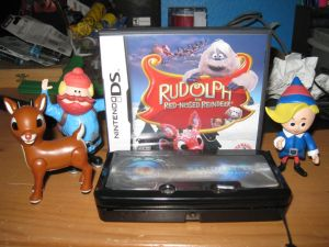 Game Review: Rudolph the Red-Nosed Reindeer (DS) by Thunderstarwarp on  DeviantArt