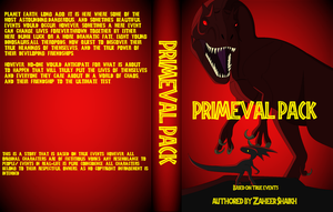Primeval Pack - Novel Cover by EliteRaptor2015