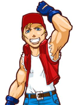 Terry Bogard. by Egoraptor