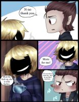 i eat pasta for breakfast pg. 285 by Chibi-Works