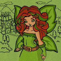 Faerie - neopets by madampeach