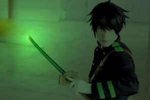 Yuichiro Hyakuya The Seraph of the End by Smexy-Boy