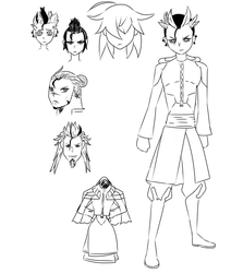 5.7.17 Sketches by shadowlord19