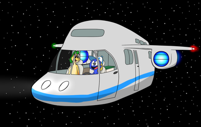 A Motorhome In Space by TimGoneMad