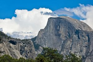 Half Dome by jpnunezdesigns
