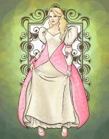 Emma Swan - Princess Dress by CatAstropheBoxes