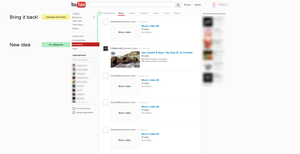 Youtube - Idea/Suggestion by ToRTeEn