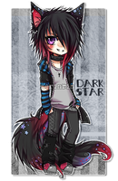 [CLOSED] Dark Star Adopt by nerinrin