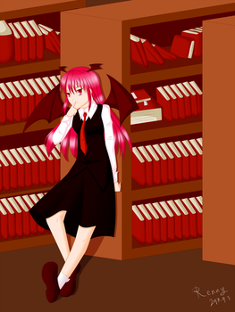Library by Renny1998