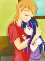 commission: Twi x Mac by do-it-yourself