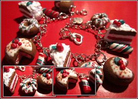 Christmas bracelet by Contugeo